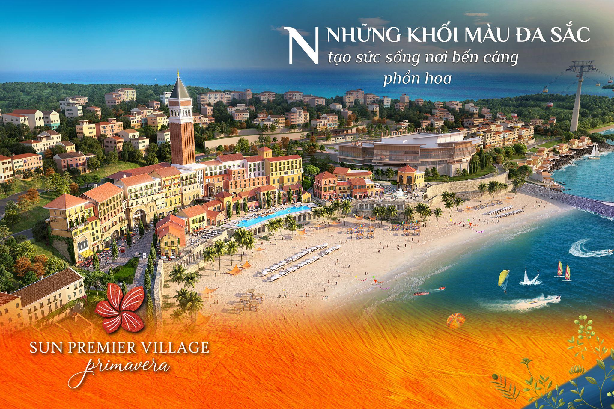 Shophouse Địa Trung Hải Sun Group Phú Quốc